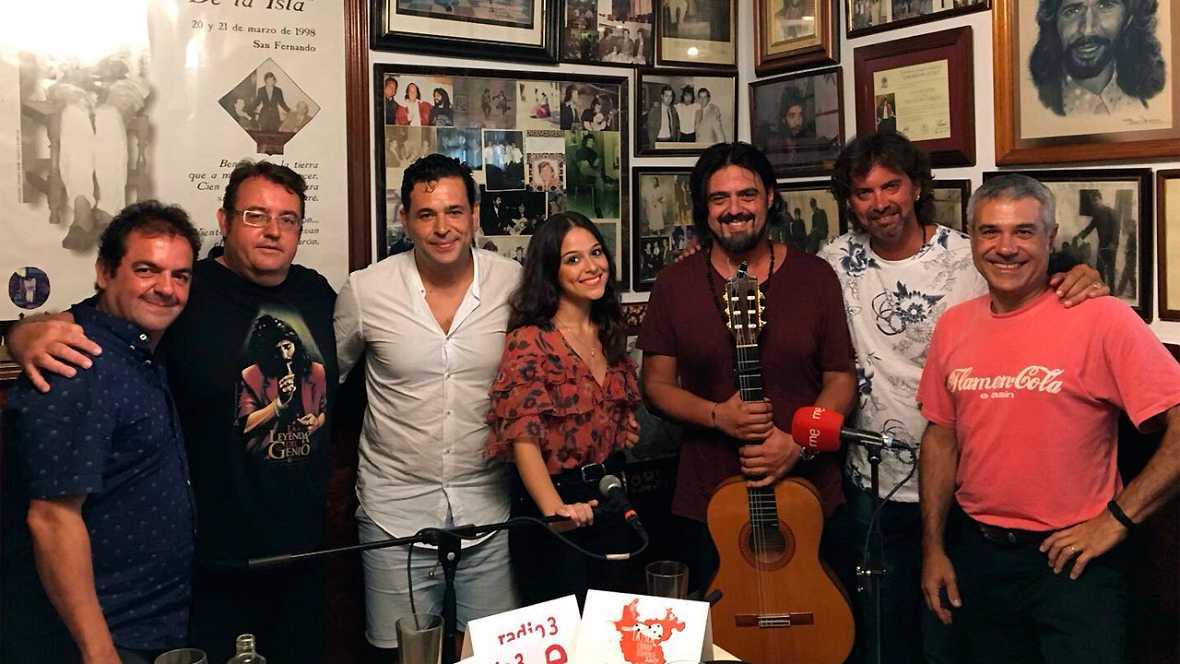 Duendeando - Con Rancapino y Cepero en La Venta de Vargas - 06/08/17 - escuchar ahora