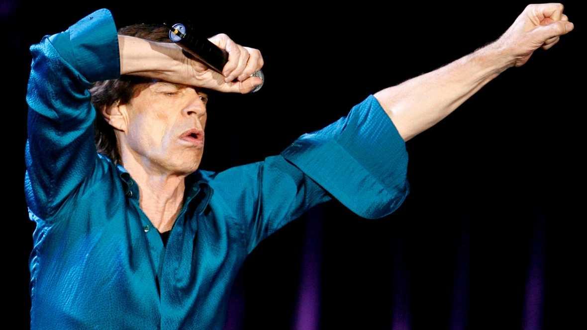 Hoy empieza todo con Ángel Carmona - Mick Jagger, guitarrazos ochenteros y Sonorama - 07/08/17 - escuchar ahora