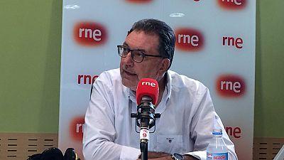 """Las mañanas de RNE - Cleries (PDeCAT) culpa a Aena y a Fomento de """"dejadez"""" en el Prat - Escuchar ahora"""