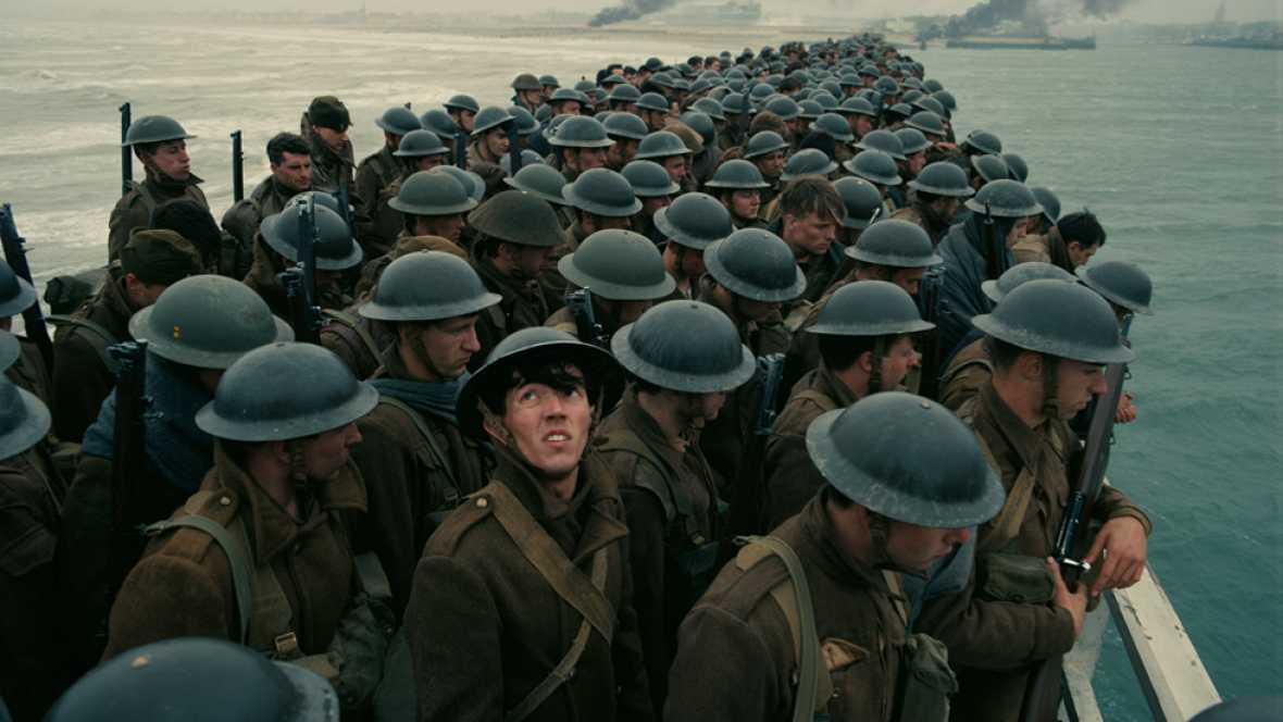 Canal Europa - Segunda Guerra Mundial en el cine - 08/08/17 - Escuchar ahora