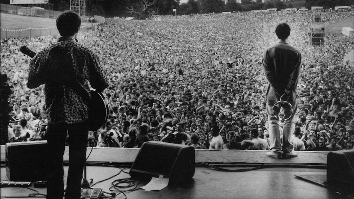 Na Na Na - Liam Gallagher y el aniversario de Oasis en Knebworth - 10/08/17 - escuchar ahora