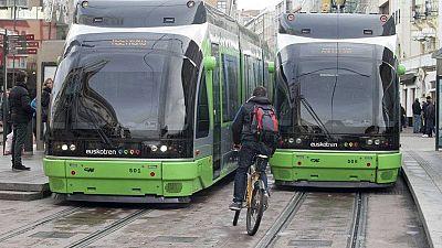 Vida verde - Ampliación del tranvía por la zona sur de Vitoria - 12/08/17 - escuchar ahora