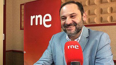 Las mañanas de RNE - Ábalos (PSOE) niega que el pacto Page-Podemos marque la política nacional - Escuchar ahora