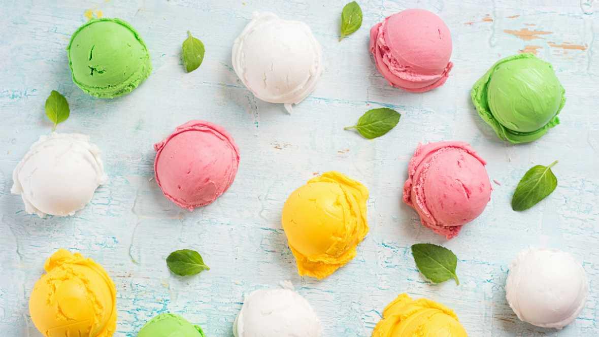 Un laboratorio en mi cocina - Paisajes helados - 13/08/17