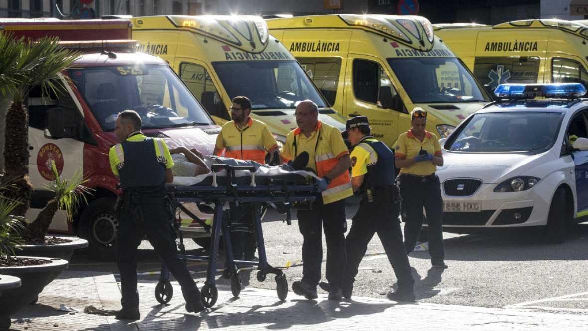 Las mañanas de RNE - El EI reivindica el atentado de las Ramblas mientras se busca a su autor - Escuchar ahora