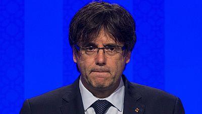 "Las mañanas de RNE - Puigdemont apela a la esperanza: ""Vamos a salir reforzados"" - Escuchar ahora"