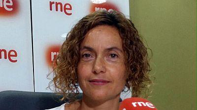 """Las mañanas de RNE - Batet (PSC) ve """"fuera de lugar"""" el veto de la CUP al rey en la manifestación de Barcelona - Escuchar ahora"""