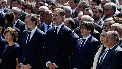 Las mañanas de RNE - El rey acudirá a la manifestación contra el terrorismo de Barcelona - Escuchar ahora