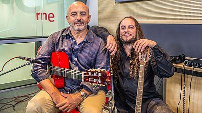 Las mañanas de RNE - José María Bandera y El Amir rinden homenaje a Paco de Lucía con 'Canción andaluza' - Escuchar ahora