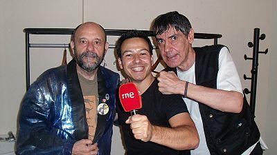 La sala - De Tárrega a Bilbao, Faemino y Cansado y aventuras y terror en 'La línea del vértigo' - 02/09/17 - escuchar ahora