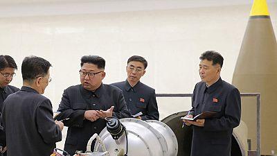 Las mañanas de RNE - EE.UU. amenaza con una respuesta militar a Corea del Norte - Escuchar ahora