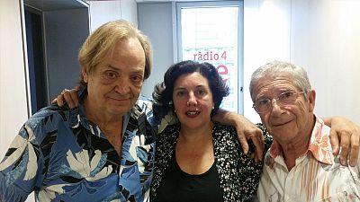 Va de cine - Entrevista amb Ventura Pons i Joan Pera sobre pel·lícula 'Sabates grosses'