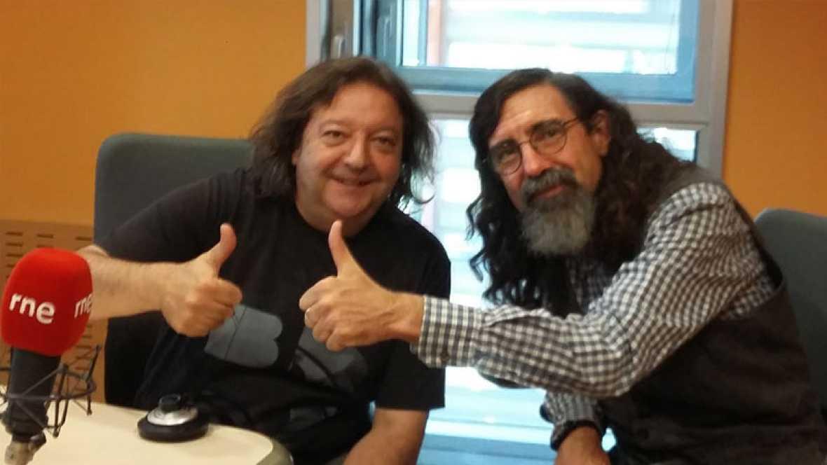 L'altra ràdio - Entrevista a Ramon Grau, integrant de Los Manolos