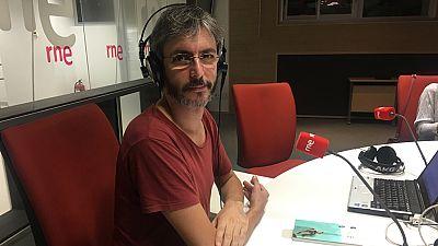 Gente despierta - Xoel López presenta su primer libro de poesía, 'Bailarás cometas bajo el mar' - Escuchar ahora