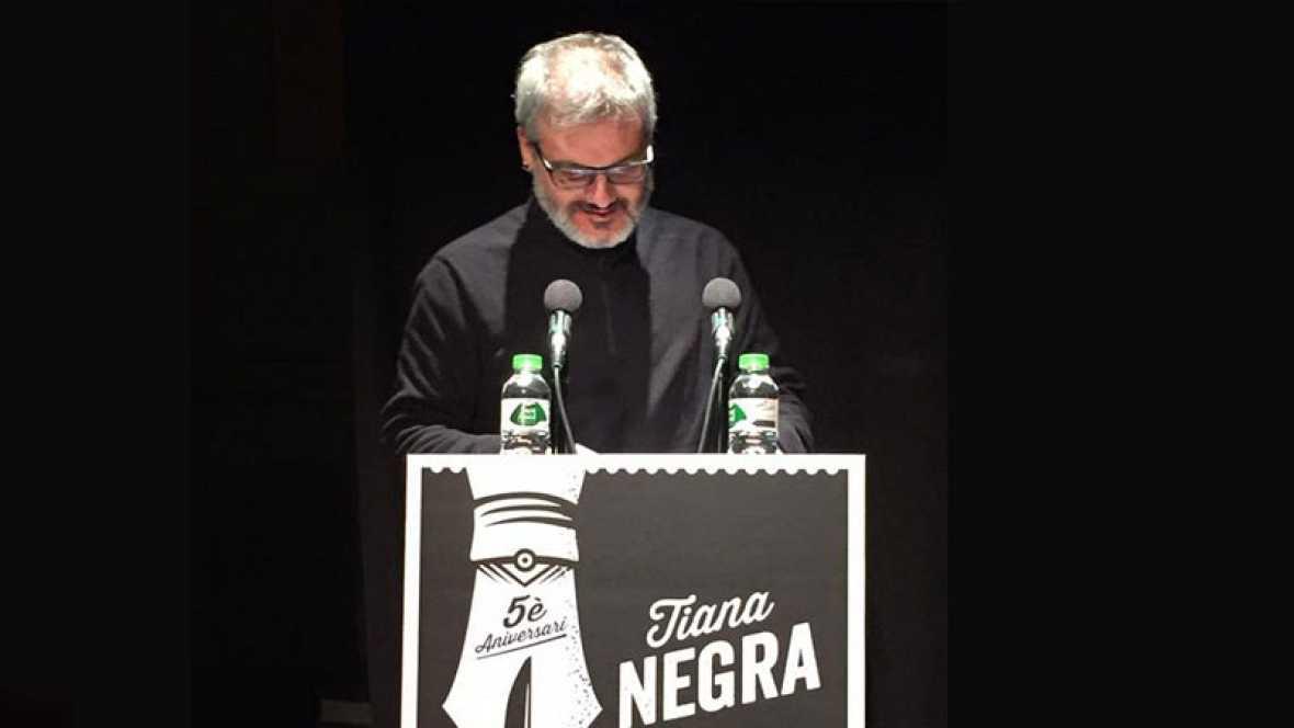 Llibres, píxels i valors - The Literary man. Biel Cussó. Sang Freda. Relats negrots a Barcelona, Viatge a la Perifèria Criminal