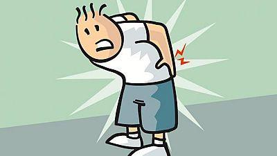 Esto me suena. Las tardes del Ciudadano García - 'El tebeo de la espalda', un cómic para evitar dolores en esta zona en los escolares - Escuchar ahora
