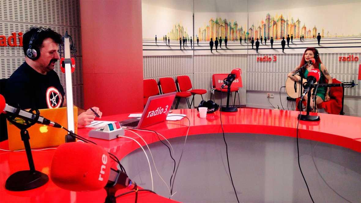 Hoy empieza todo con Ángel Carmona - Entrevista a Mon Laferte - 12/09/17