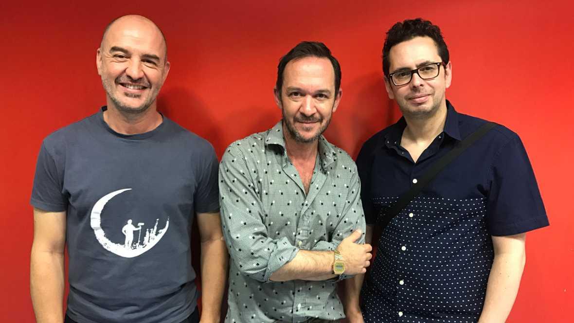 En Radio 3 - Ulises Mérida  -16/09/17 - escuchar ahora