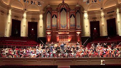 Festivales de verano - Concertgebouw de Amsterdam - 12/09/17 - escuchar ahora