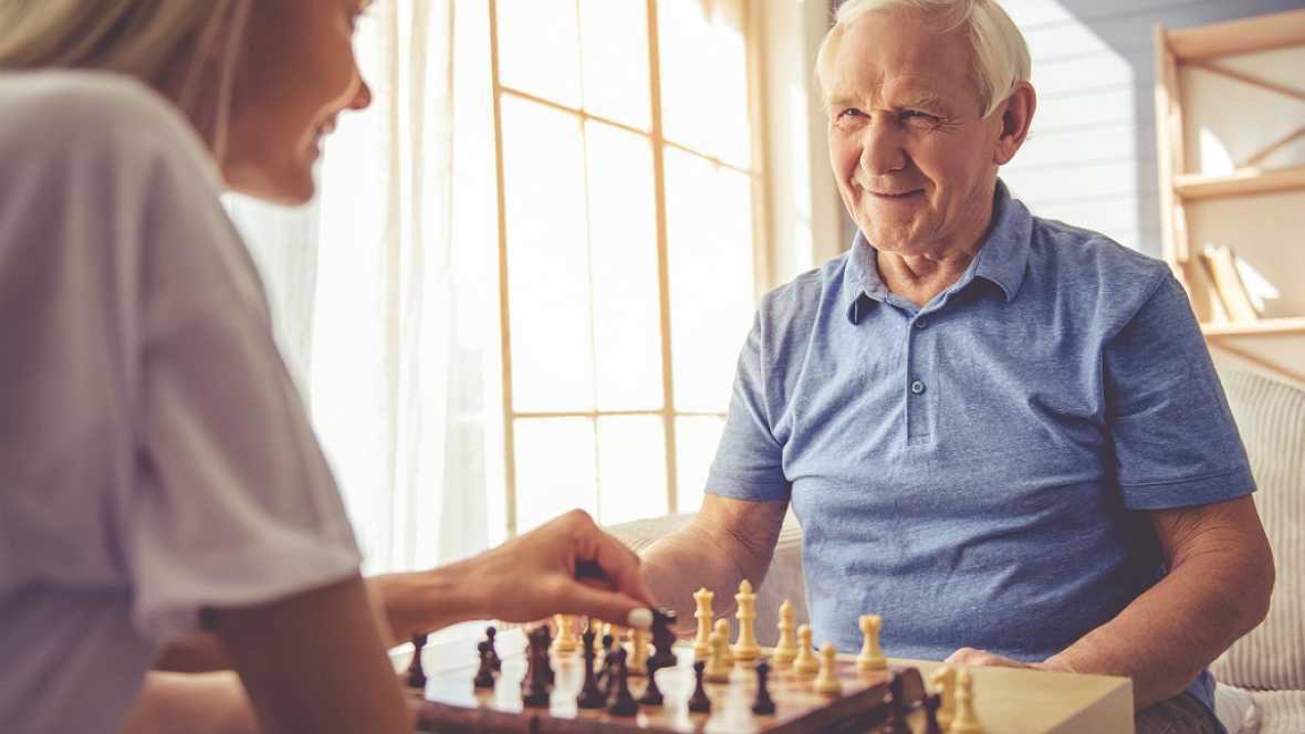 Cuaderno mayor - Proyecto 'Ad Gaming' contra el alzheimer - 13/09/17 - Escuchar ahora