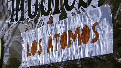 Músics - Los átomos