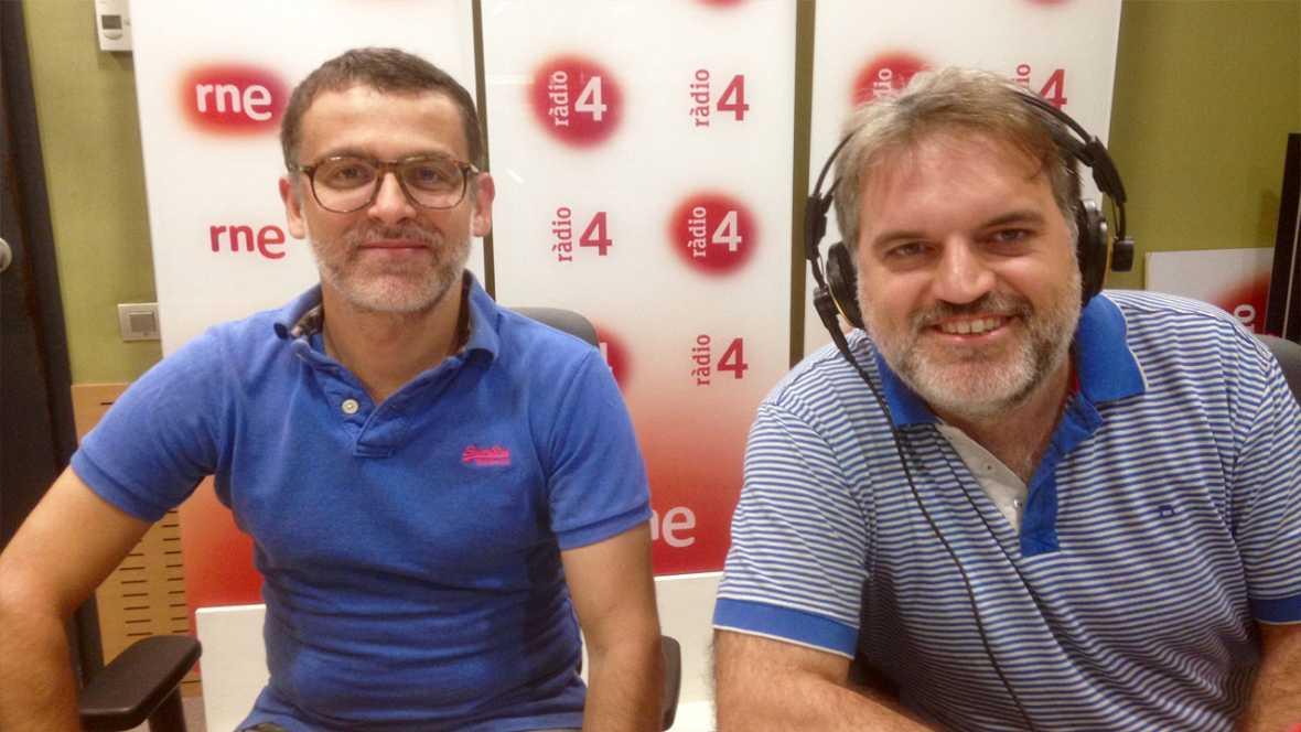 El matí a Ràdio 4 - Lluc López, expert en relacions institucionals a l'Àsia de la UOC