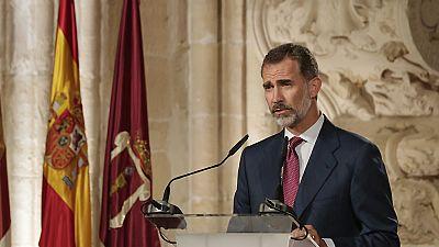 Las mañanas de RNE - Felipe VI advierte de que la Constitución Española prevalecerá frente al desafío independentista - Escuchar ahora
