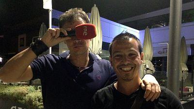 La sala - Gustavo Biosca, cómico en La sala con Jorge García Palomo - 22/09/17 - Escuchar ahora