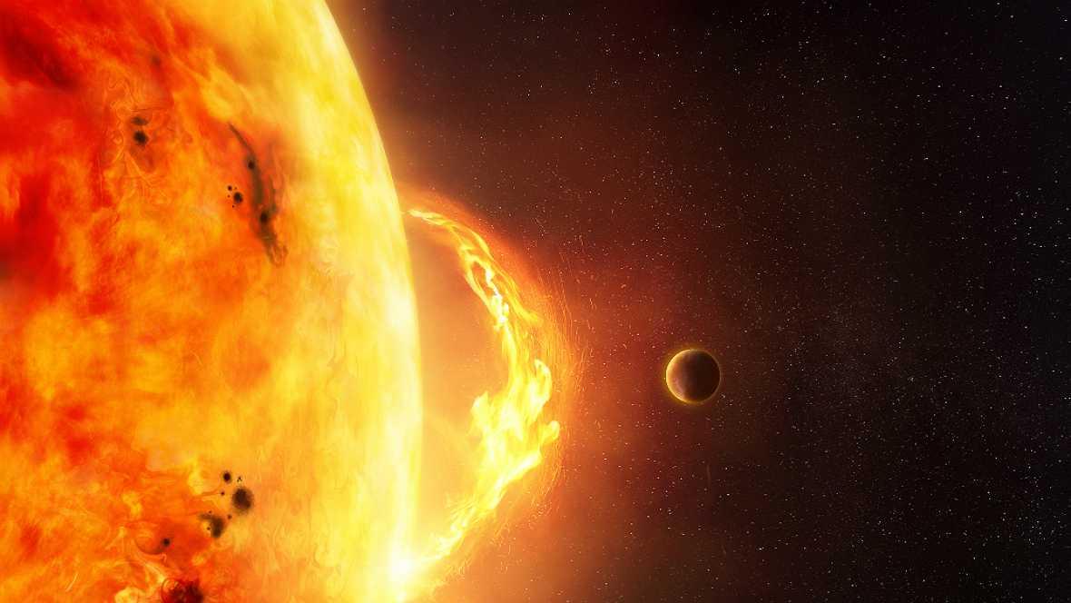 España vuelta y vuelta - Tormentas solares . 14/09/17 - Escuchar ahora