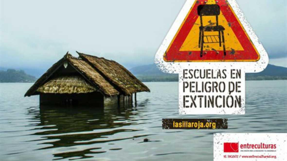 Entre paréntesis - Escuelas en peligro de extinción, campaña de Entreculturas - 14/09/17 - Escuchar ahora