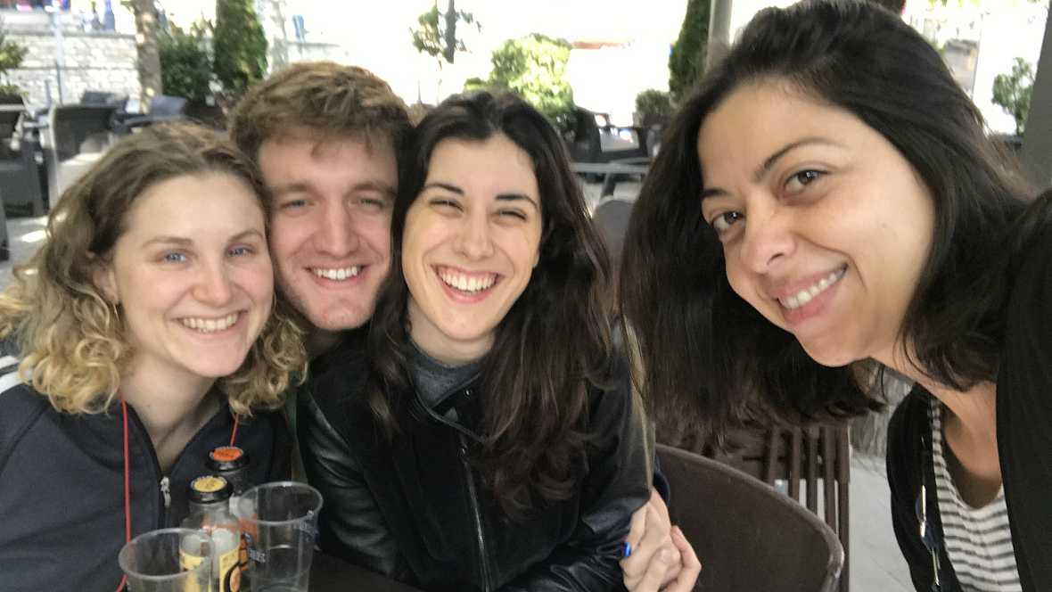 Dramedias con Paloma Cortina - Pool (No Water) Elena, Anna y Marc - 17/09/17