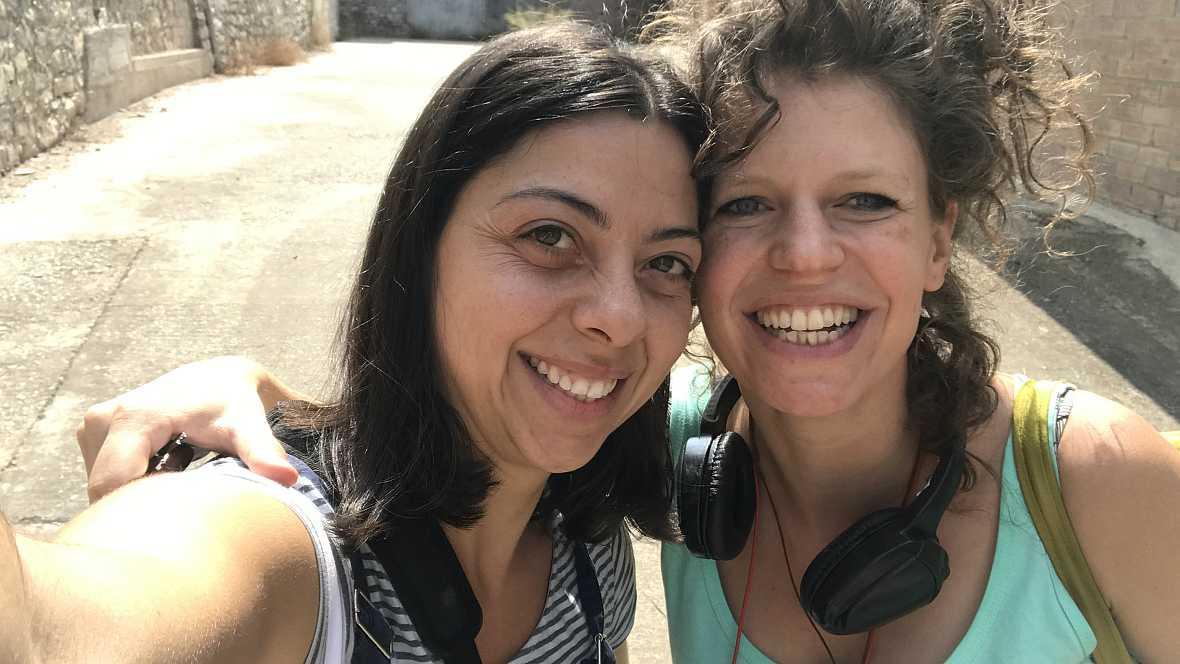 Dramedias con Paloma Cortina - Momentos estelares de la humanidad de Eléctrico 28 - 17/09/17