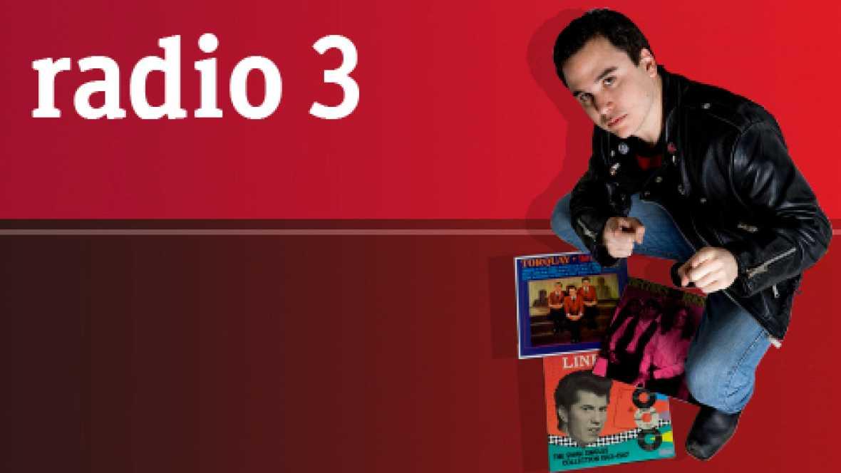 El sótano - The Woggles, Brian Wilson, Davie Allan and the Arrows... - 18/09/17 - escuchar ahora