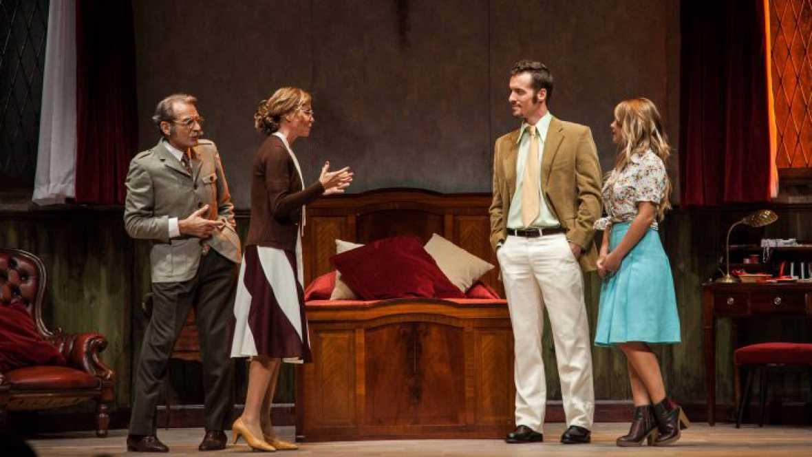 Punto de enlace - 'La habitación de Verónica', teatro de suspense, por primera vez en España - 19/09/17 - Escuchar ahora