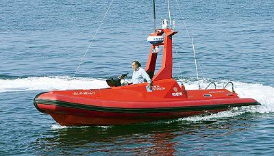 Españoles en la mar -  Se presenta un dron marino en la Ria de Vigo - Escuchar ahora
