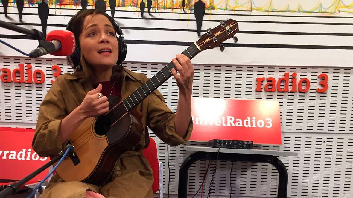 Como lo oyes - Con nosotros... Natalia Lafourcade - 20/09/17 - escuchar ahora