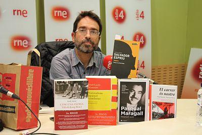 Anem de Tarda - Llibres per a l'empatia amb Xavier Vidal i Jordi Corominas