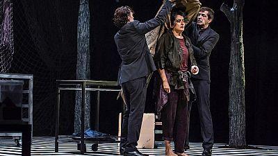 La sala - 'Contra la democracia', de Teatro del Noctámbulo - 20/09/17 - Escuchar ahora