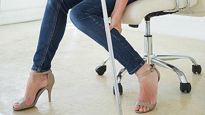 Miofisio - ¿Trabajas de pie? Te damos cinco consejos imprescindibles - 21/09/17 - Escuchar ahora