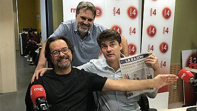 """El matí a Ràdio 4 - Entrevista """"L'electe"""""""