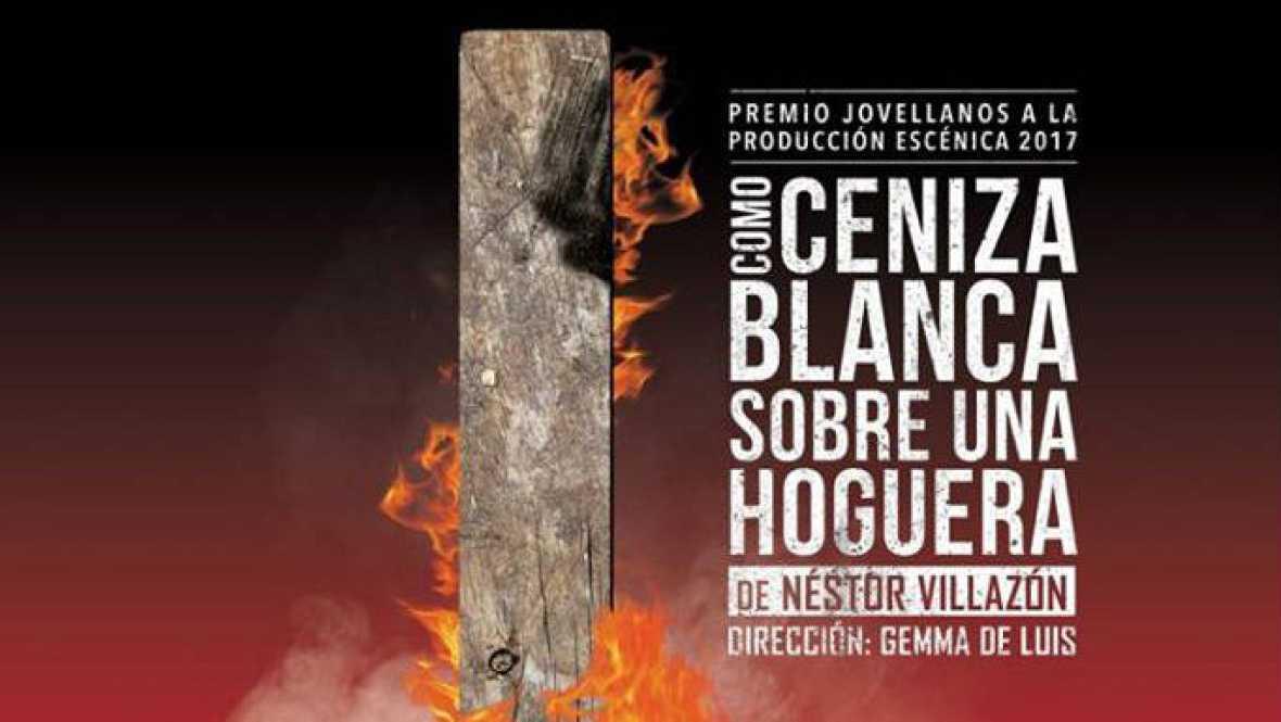 Dramedias con Paloma Cortina - Como ceniza blanca sobre la hoguera - 24/09/17