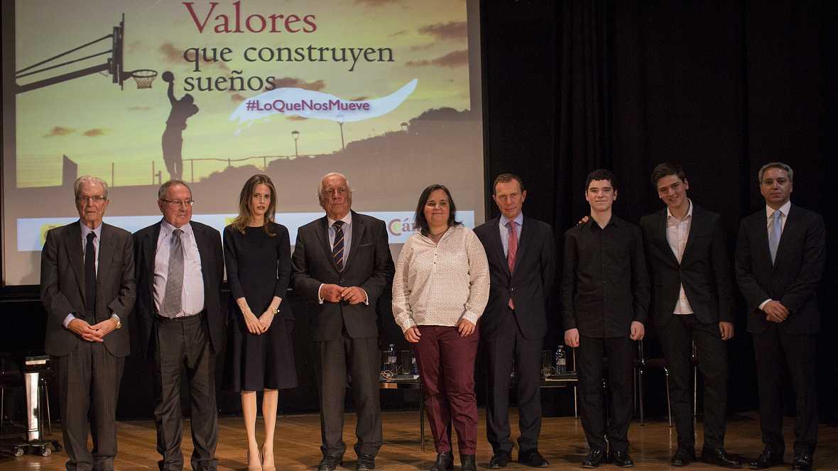 Marca España - Se presenta la campaña 'Valores que construyen sueños' - 21/09/17 - Escuchar ahora