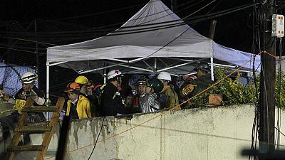 Diario de las 2 - En México, los equipos de rescate trabajan a contrarreloj para salvar a los sepultados por el terremoto  - Escuchar ahora