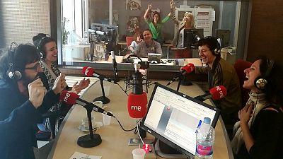 La sala - Ensayando en la Casa de la Radio la entrevista de 'Ensayo' - 21/09/17 - Escuchar ahora