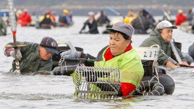 Españoles en la mar - Las mujeres de la mar del País Vasco y Galicia...¿se están quedando sin relevo generacional?.  - 21/09/17 - Escuchar ahora