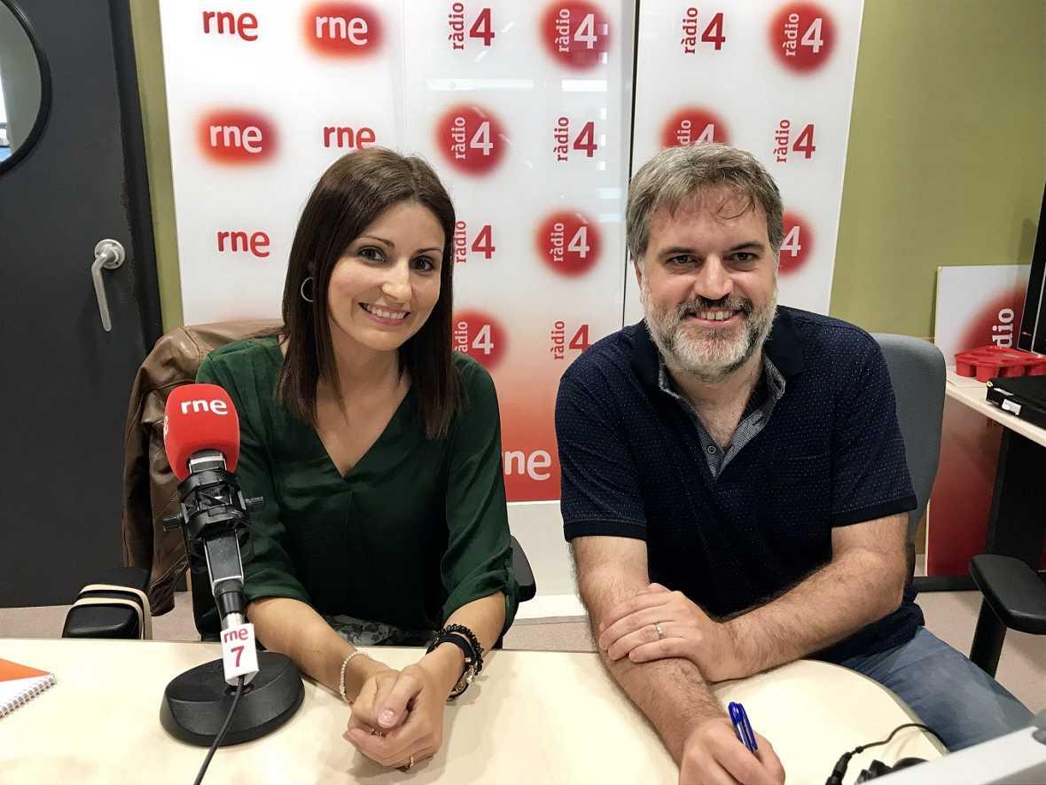 El matí a Ràdio 4 - Entrevista Lorena Roldan