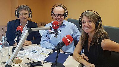 Econòmix - 'La presència de la dona als consells d'administració i llocs directius' amb Gemma Cernuda i Raimon Martínez