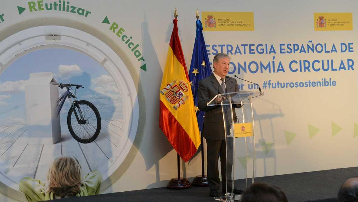 Agro 5 - Economía circular para un futuro sostenible - 23/09/17 - Escuchar ahora