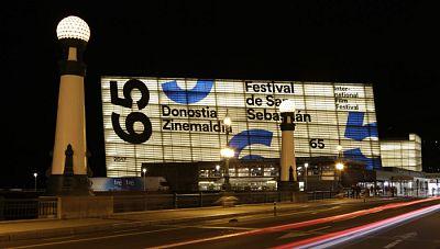 De película - En la inauguración del Festival de San Sebastián - 23/09/17 - escuchar ahora