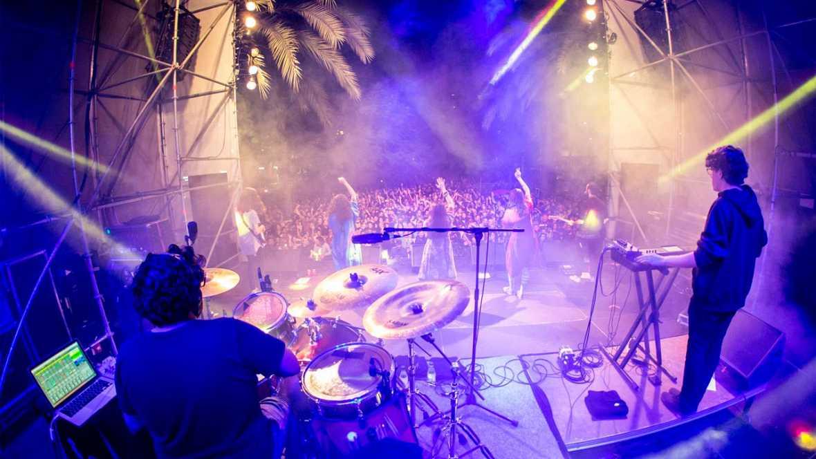 Especial BAM (Festival Barcelona Acció Musical) - 25/09/17 - escuchar ahora